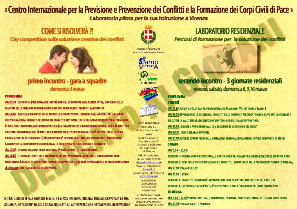 Formazione CCP Vicenza