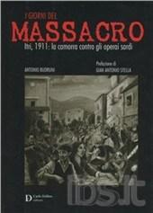 cop Antonio Budruni, I giorni del massacro