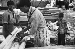 India-cutting-asbestos-cement