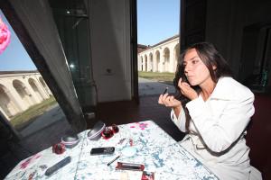 """Torino foto Giorgio Nota: BACKSTAGE DELLO SPETTACOLO TEATRALE """"DEL MONDO CHE AMO"""" NELL'EX CIMITERO DI SAN PIETRO IN VINCOLI"""