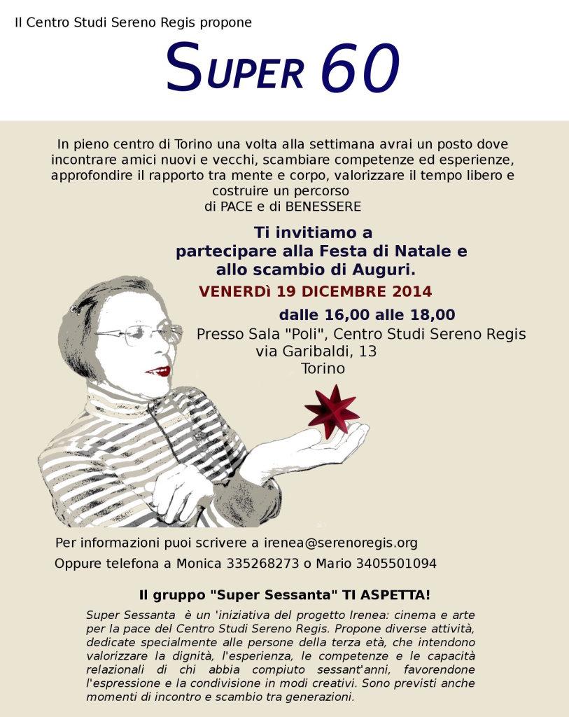 SUPER 60 VOLANTINO Feste