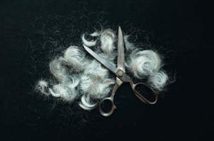 Forbici e capelli