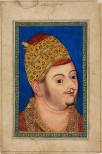 /nas/wp/www/cluster 41326/cssr/wp content/uploads/2015/07/Sultan Ibrahim Adil Shah II of Bijapur. Miniature. Deccan Bijapur c. 1590. The David Collection. copia