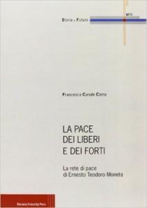 cop_Francesca Canale Cama, La pace dei liberi e dei forti