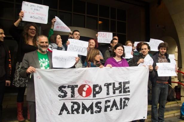 arms-fair-london-activism-militarism-weapons