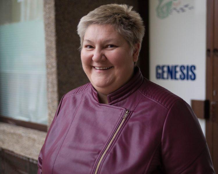 Dijana Pejic ha fondato Genesis nel 1997.