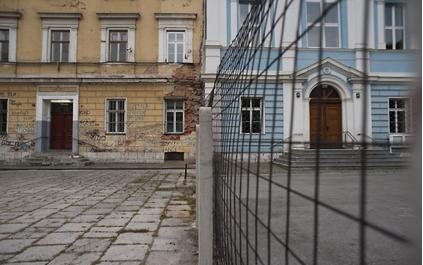 bosnia cortile scuola