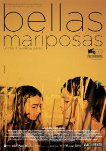 locandina Bellas Mariposas Salvatore Mereu