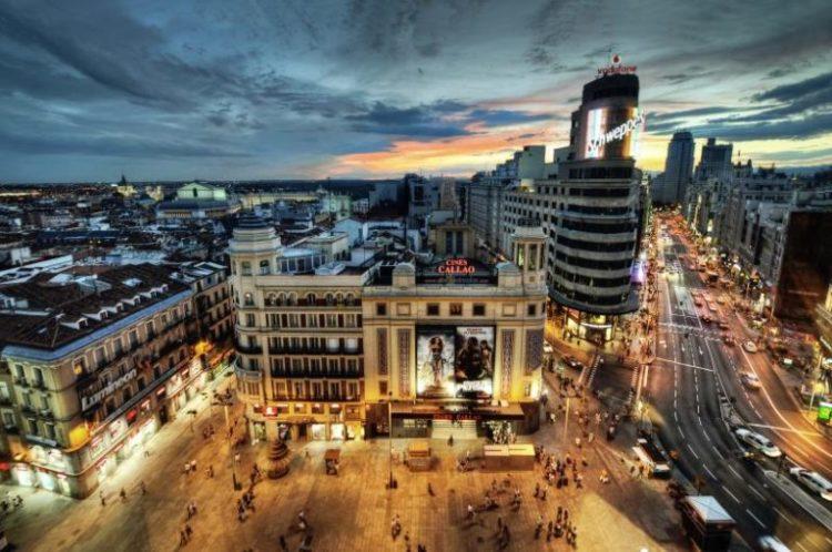 Madrid. © José María Cuéllar (Flickr)