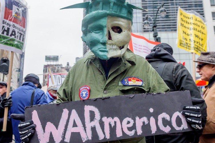Militarismo e cambiamento climatico: un disastro