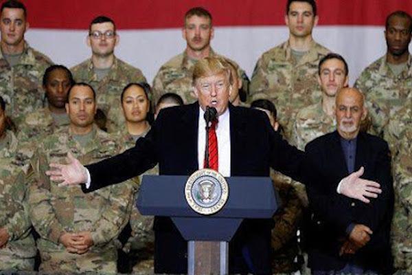 Donald Trump e l'esercito