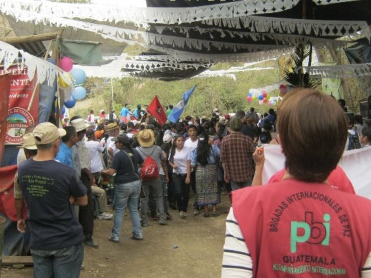 Guatemala spazi pace accompagnamento