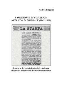 obiezione coscienza Italia liberale