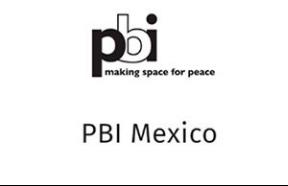 selezione volontari PBI Messico