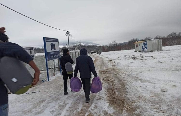 Bosnia: fermare la disumanità verso i migranti