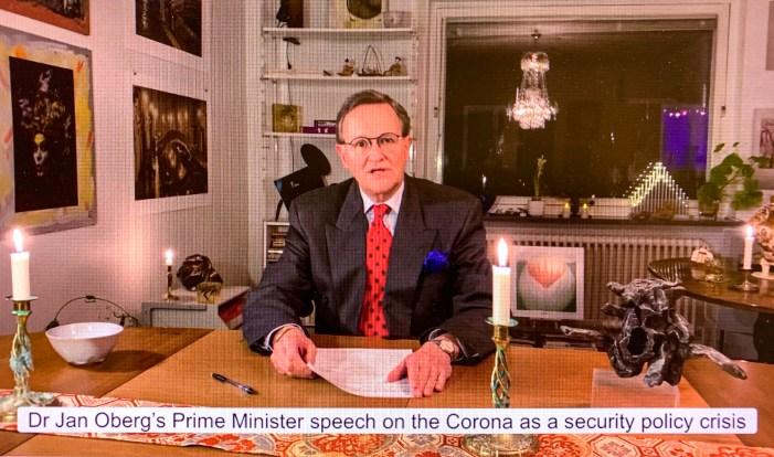 Il discorso da Primo Ministro sul coronavirus