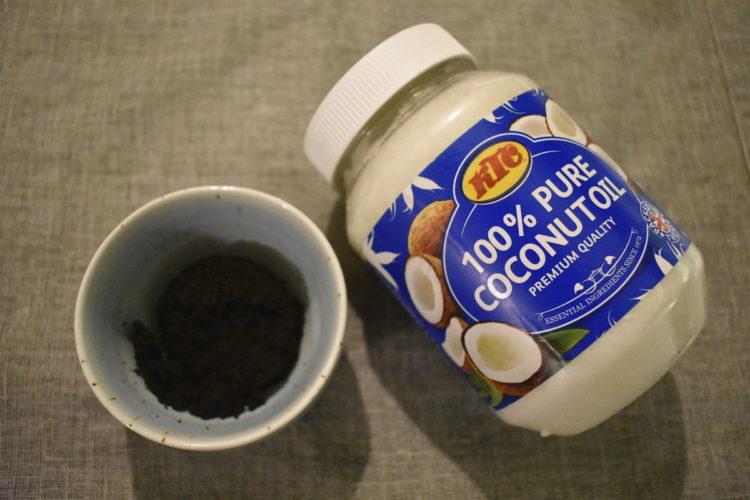 Zero Waste scrub al caffè