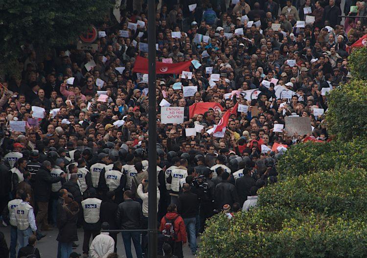 un decennio dalla Rivoluzione tunisina