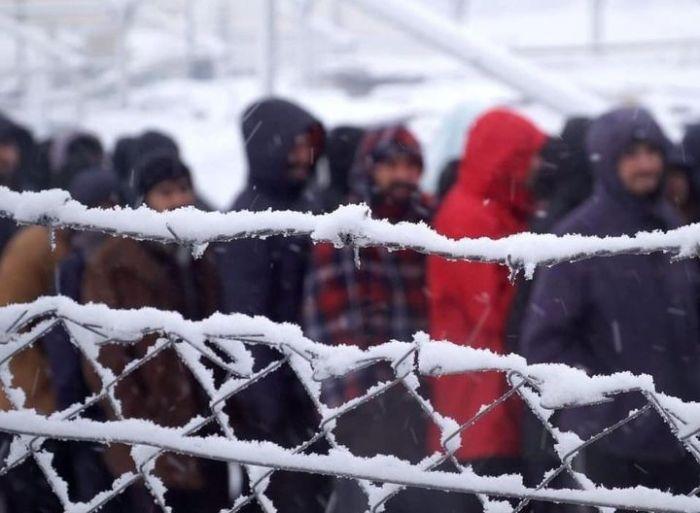 digiuno a staffetta per fermare i respingimenti in Bosnia