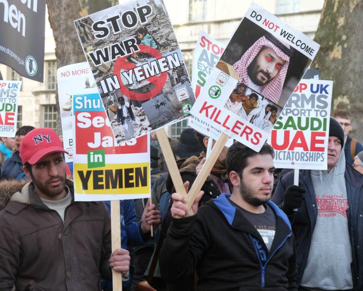 Yemen e la fine del sostegno americano alla guerra