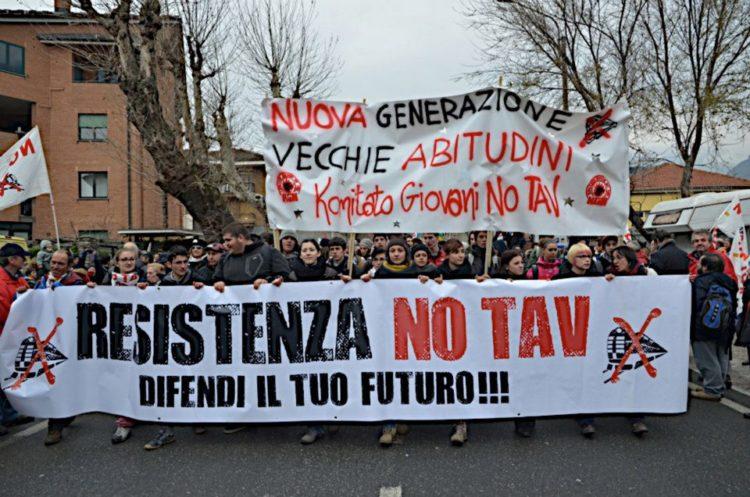 La Torino-Lione è incompatibile con l'accordo verde