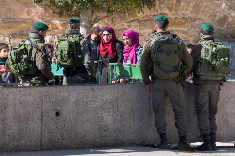 L'apartheid israeliano afferma la superiorità