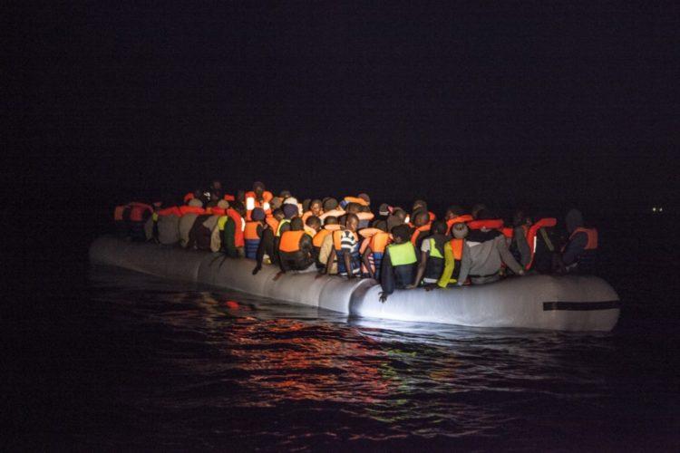 La morte di altri 130 migranti nel Mediterraneo