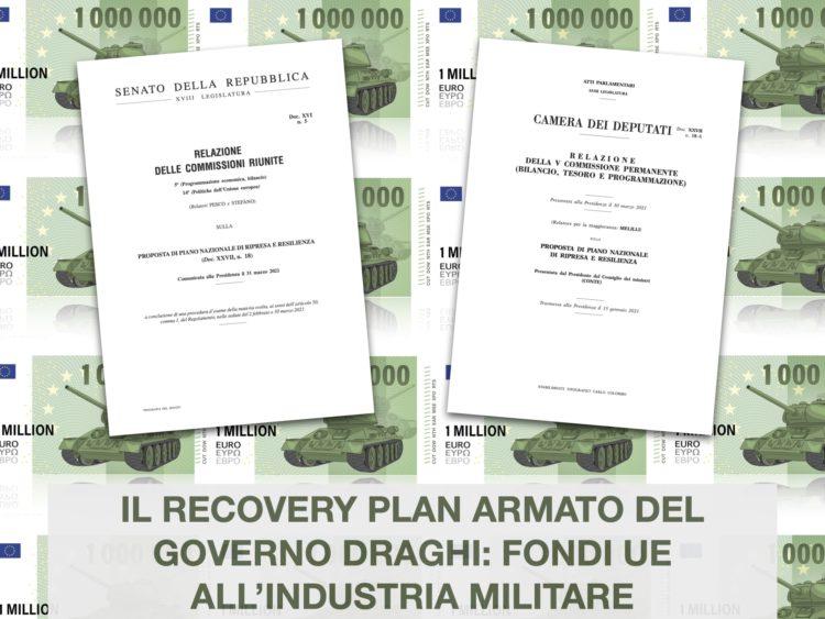 Il Recovery Plan armato del governo