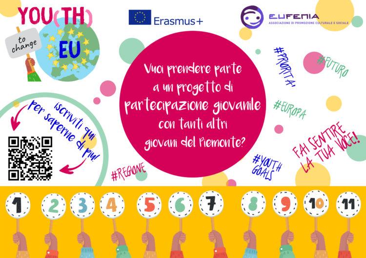 Progetti | You(th) to Change EU – KA3 Dialogo