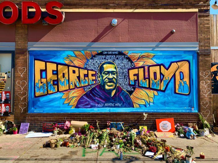 Intervento nonviolento e George Floyd