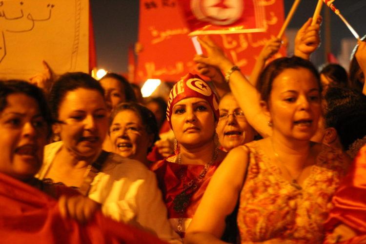 Le attiviste queer e femministe in Tunisia