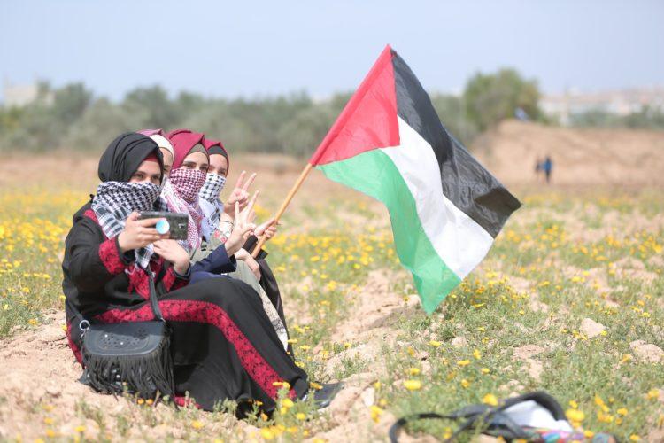 Giovani palestinesi e vecchie geografie