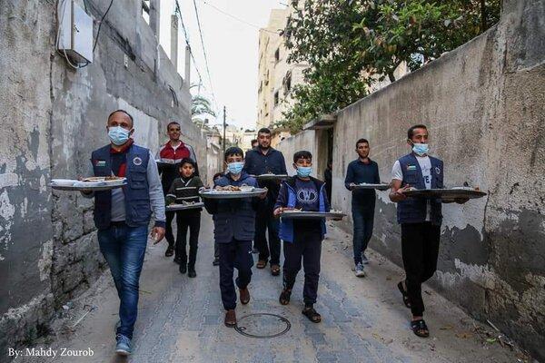Lettera da Gaza: il COVID continua