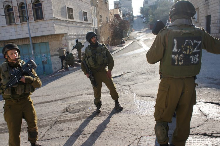 Il colonialismo territoriale dell'apartheid in Israele