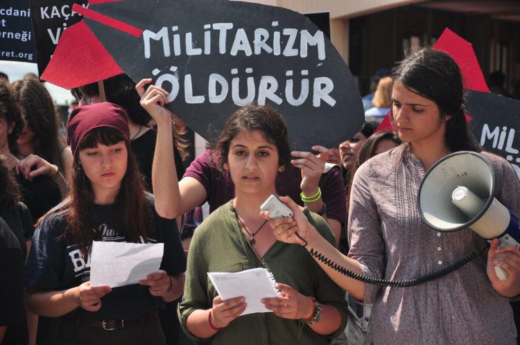 Obiettori di coscienza in Turchia
