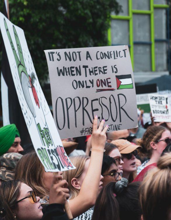 Un nuovo linguaggio su Palestina e Israele