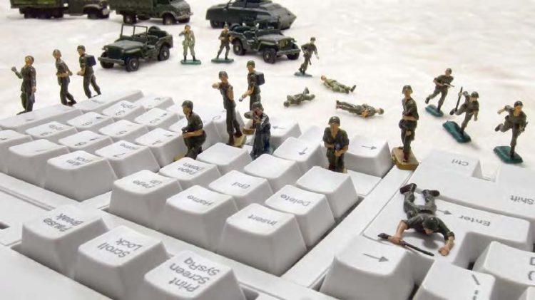 Fermare la cyber-war