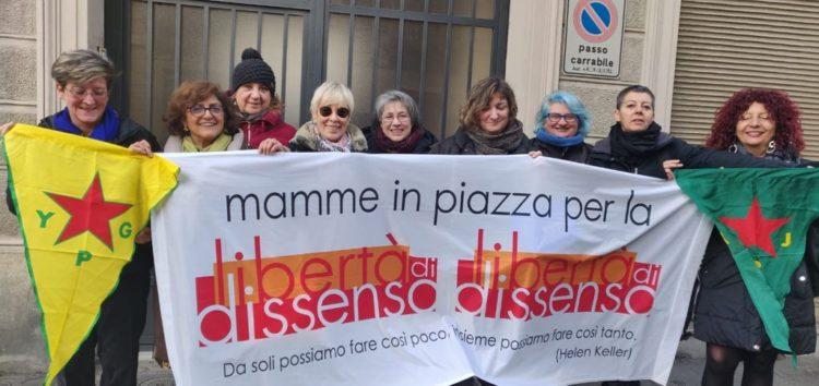 Le Madri delle Piazze d'Italia | Seconda