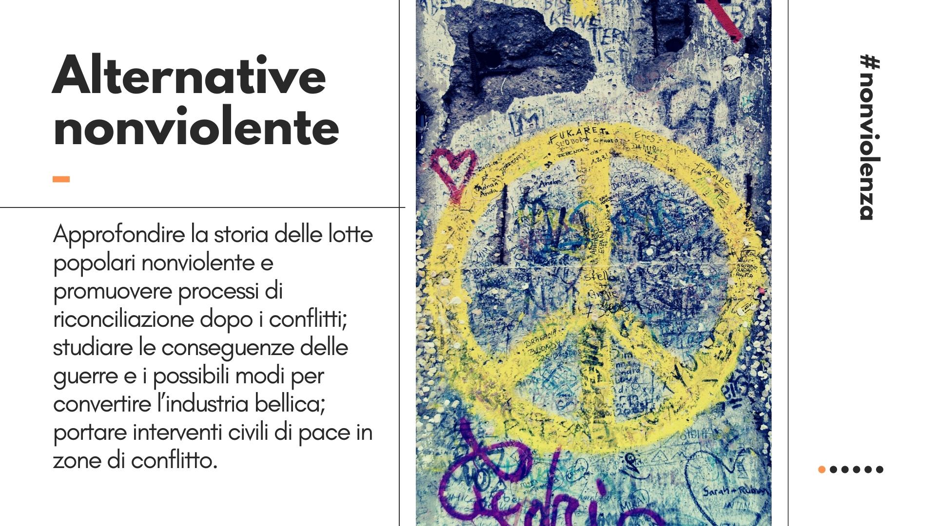 Alternative nonviolente