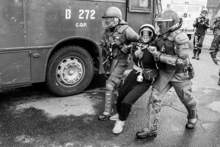 Militarismo e polizia