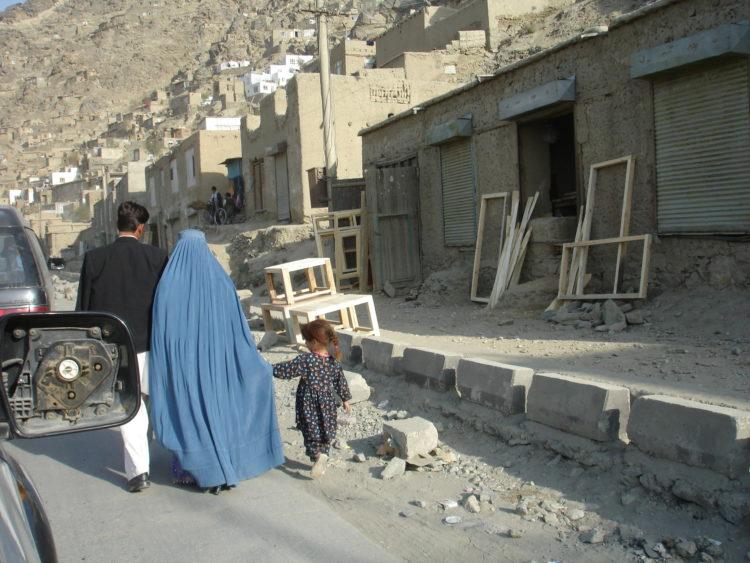 Una risposta umanitaria in Afghanistan