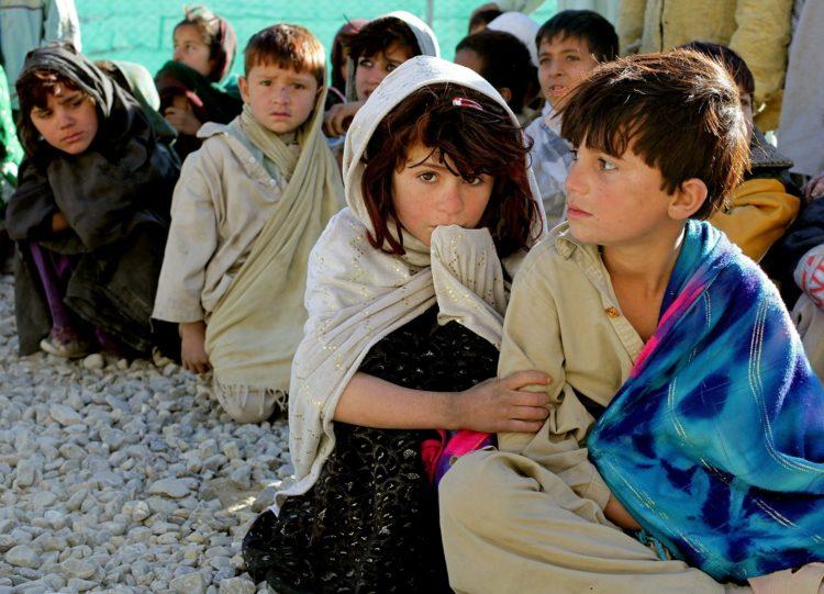 Noi siamo con il popolo afghano